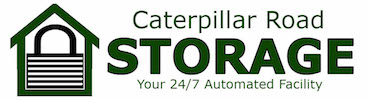 Caterpillar Road Storage Logo