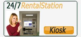 24/7 Rental Station Kiosk - Caterpillar Road Storage