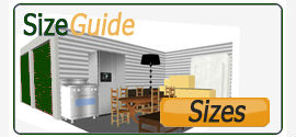 Size Guide - Caterpillar Road Storage